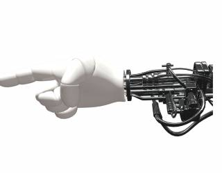 robot arm small